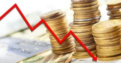 ВВП Кыргызстана снизился на 7.4%