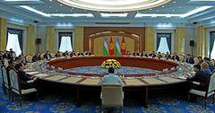 Жээнбеков рассказал об экспортно-импортных возможностях КР и РУз