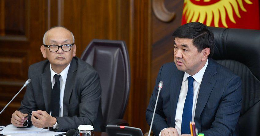 Абылгазиев: Проблемы экономики нужно решать с учетом интересов всех сторон