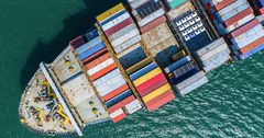 Объемы мировой торговли сократились лишь на 5% по сравнению с 2019 годом