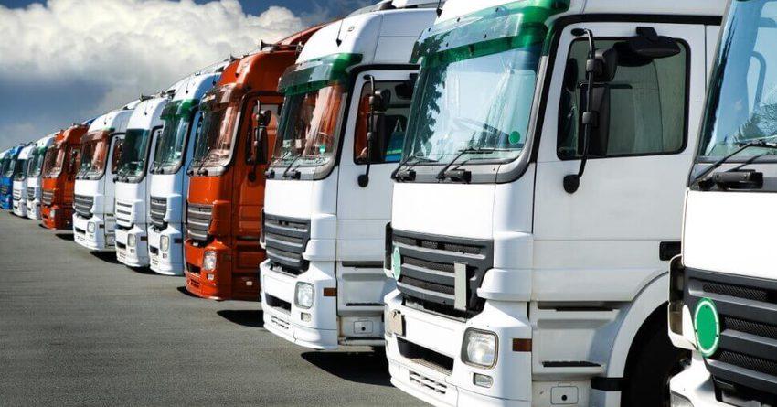 В Бишкеке запретили грузовой большегрузный транспорт