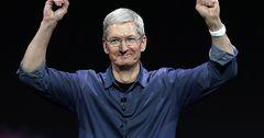 Прибыль Apple выросла на 25%