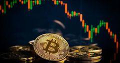 За сутки биткоин потерял в цене 6%