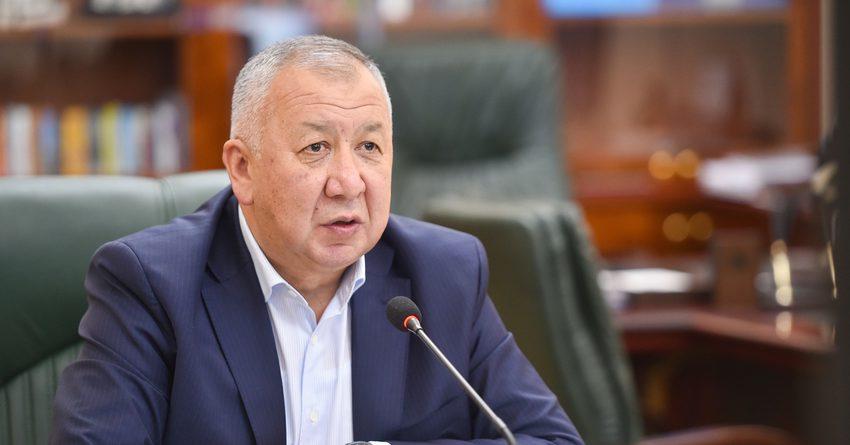 Боронов: Страна готова к проведению парламентских выборов