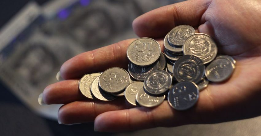 Среднемесячная зарплата по КР в 2018 году увеличится до 16 тыс. 600 сомов