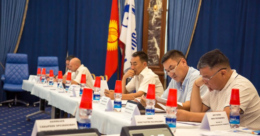 «Газпром Кыргызстан» совместно с МОТ вводит профессиональные стандарты для газовой отрасли КР