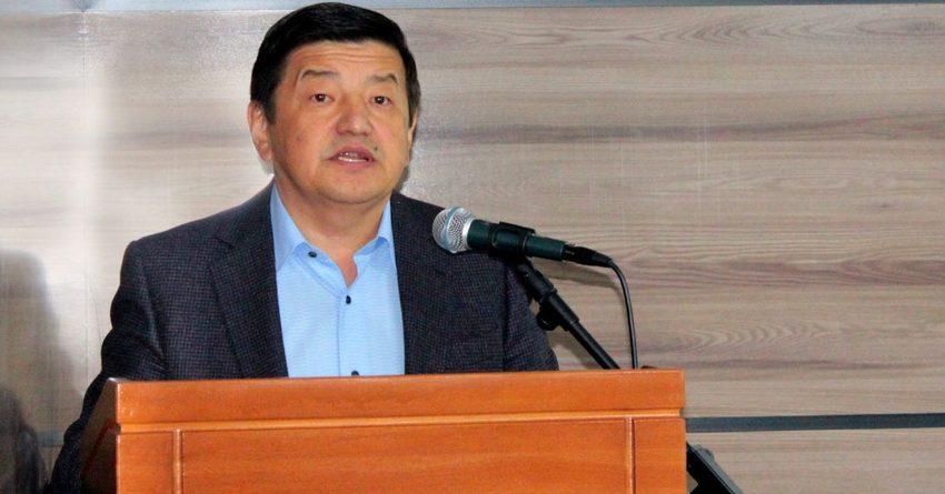 Акылбек Жапаров порекомендовал правительству уволить главу Агентства по продвижению инвестиций