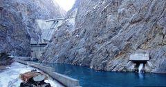 Сумма выданных кредитов и грантов на ремонт Токтогульской ГЭС достигла $415 млн