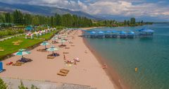 До 40% всех иностранных инвестиций поступает в Иссык-Кульскую область