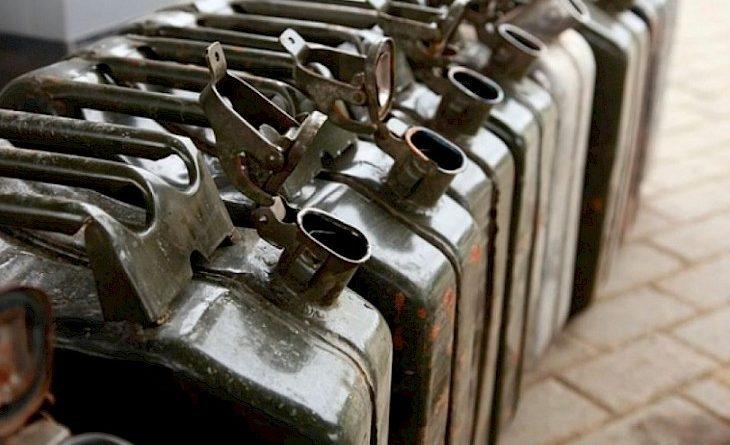 Каржы министрлиги кезектеги мыйзамсыз ташылган күйүүчү майды кармады