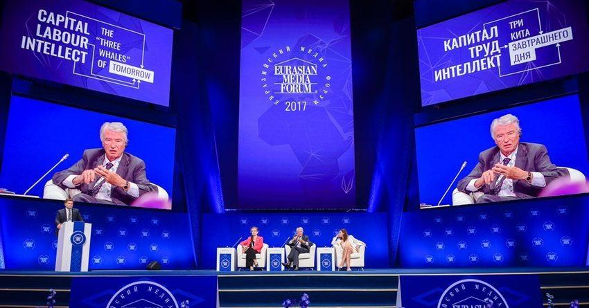 Как меняется мир и как мир меняет нас: что обсуждали на Евразийском медиафоруме?