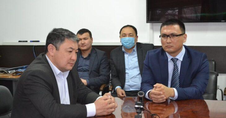 Ачикеев назначен заместителем главы Нацэнергохолдинга