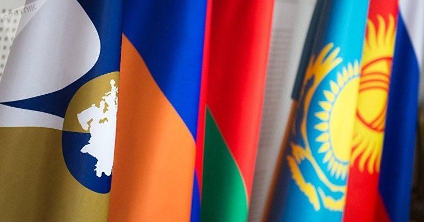 Объем внешней торговли ЕАЭС с третьими странами составил $67.4 млрд