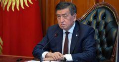 Президент КР поручил отремонтировать аварийные школы на бюджетные средства