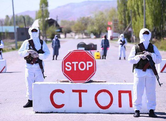 Бишкек, Ош, Жалал-Абад шаарларында, Ат-Башы районунда өзгөчө абал узартылат