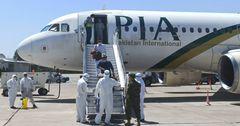 В Бишкек прибыли 100 граждан КР из Пакистана