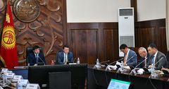 Абылгазиев провел совещание по отбору инвестиционных бизнес-проектов