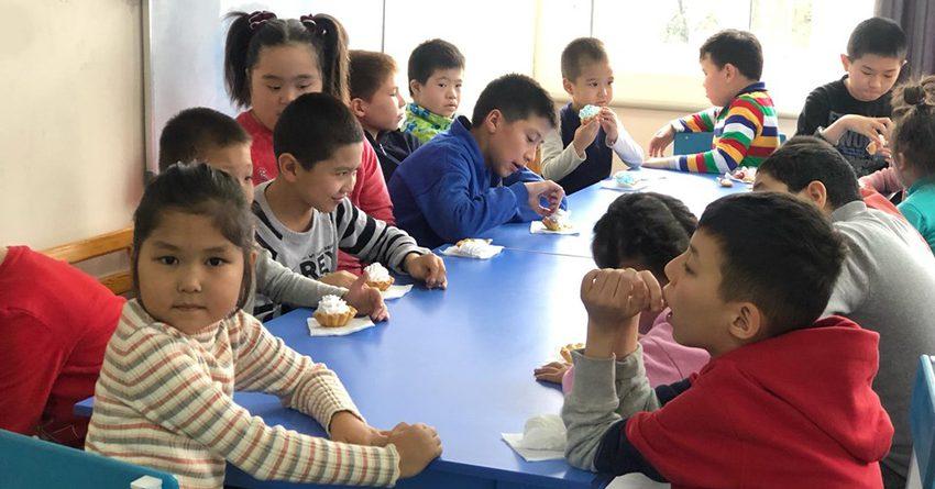 ОАО «МАМ» передало детскую мебель центру коррекционной педагогики «Росток»
