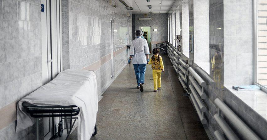 Клиникалык жугуштуу оорулар клиникасына 94 бала жаткырылды
