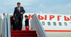 Президент КР примет участие в заседании Высшего Евразийского экономического совета