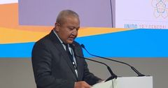 КР принял участие в генеральной конференции ЮНИДО