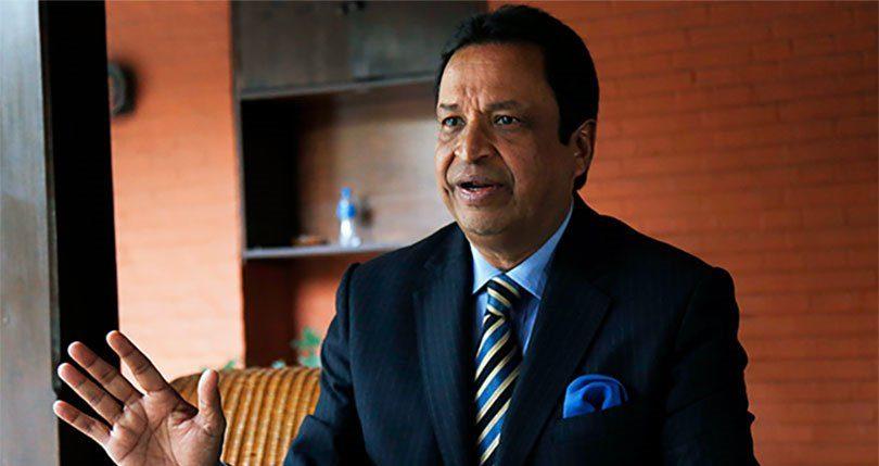 Непальский миллиардер в восторге от Сапара Исакова