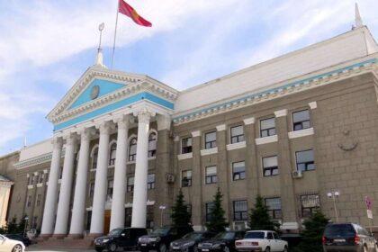 И. о. мэра Бишкека определил свои первые 10 задач
