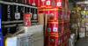 Через торговые сети Бишкека сбывали контрабандный элитный алкоголь