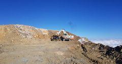 На ЗИФ Таласского золоторудного комбината начинаются пусконаладочные работы