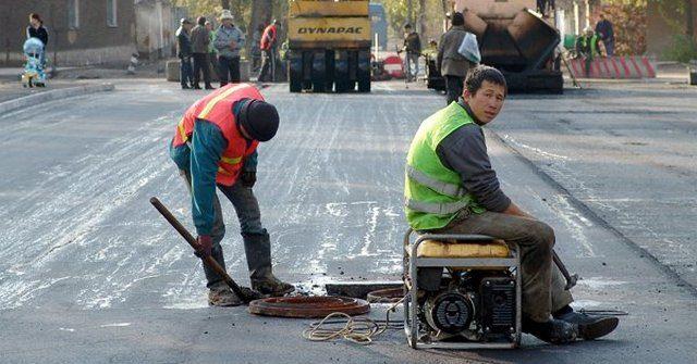 На ремонт центральных дорог Каракола требуется 281 млн сомов