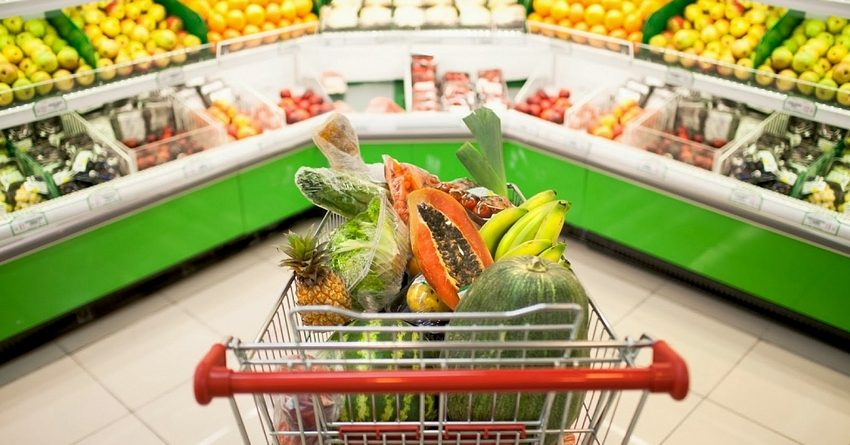 По итогам пяти месяцев с начала года инфляция составила 2.4%
