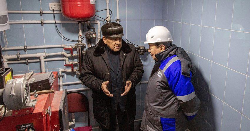 «Газпром Кыргызстан» подключил к природному газу жилмассив «Киргизия»