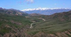 На обслуживание перевалов в зимний период выделено 150 млн сомов