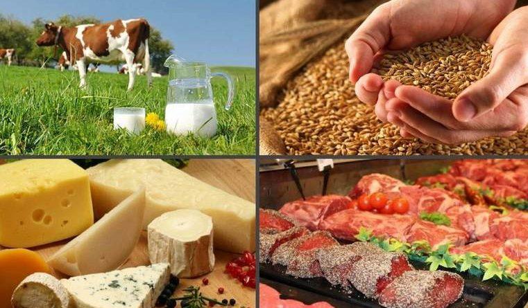 В КР производство сельскохозяйственной продукции увеличилось на 0.8%