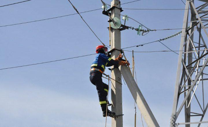 На реконструкцию линий электропередачи в 2019 году направлено 1.5 млрд сомов