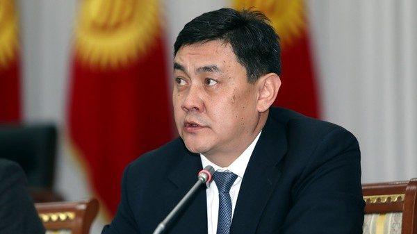 Санжар Муканбетов предложил свою кандидатуру на должность министра экономики