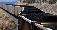 Почти 86% экспортируемого из Казахстана угля уходит в Россию