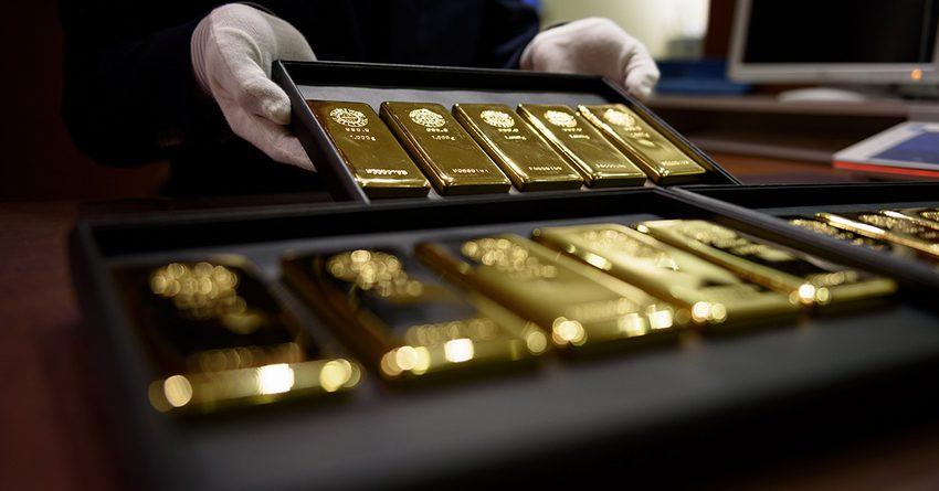 За неделю 1 грамм золота подорожал на 35 сомов