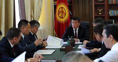 Премьер Кыргызстана потребовал решить проблему повышения тарифов на интернет-трафик через Казахстан