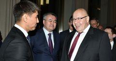 Министра экономики Германии пригласили на экономический форум в КР