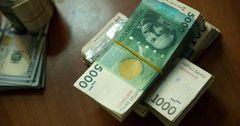 Минфин займет в январе у банков и их клиентов 1.05 млрд сомов для пополнения бюджета