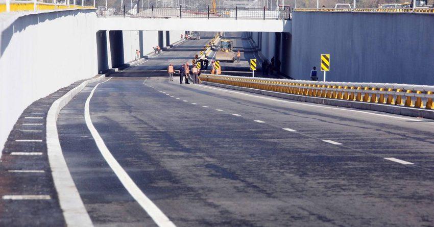 Китай предоставил грант на ремонт дорог Бишкека в $42 млн