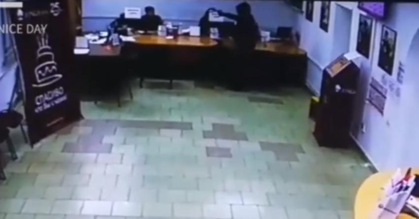 Гражданин Пакистана пытался ограбить банк в Бишкеке