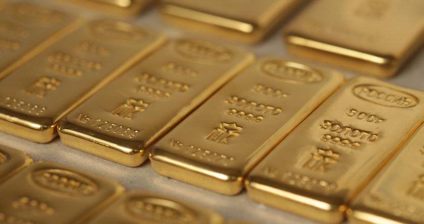 Россия в I квартале 2019 года стала лидером по закупкам золота