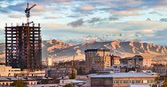 В Кыргызстане построено 493 тыс. квадратных метров жилья с начала года