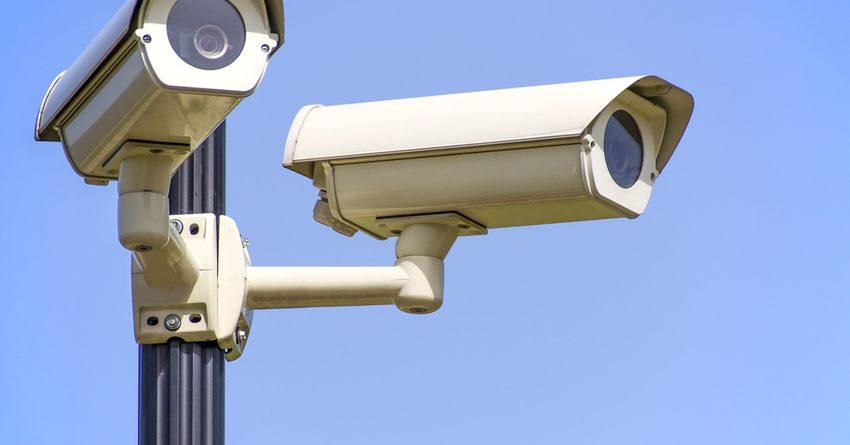 В Бишкеке сломали камеры «Безопасного города»