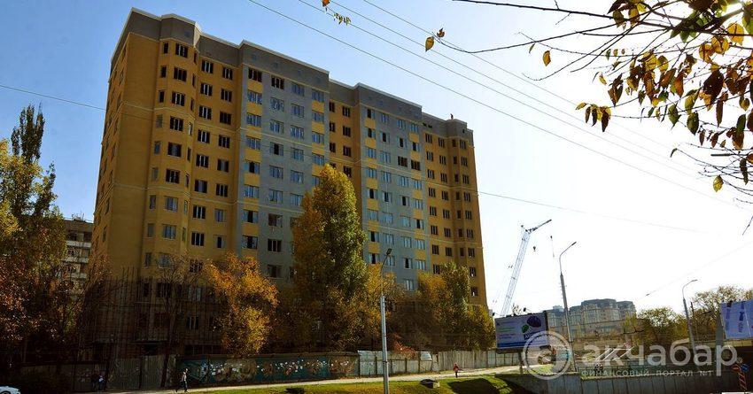 В Бишкеке подешевело вторичное жилье
