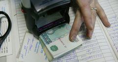 В России выдачи потребительских кредитов упали в два раза
