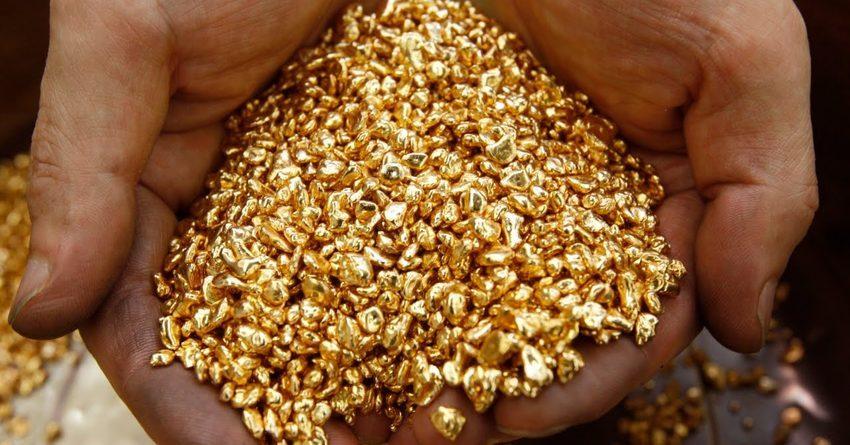 В Токтогульском районе велась незаконная добыча россыпного золота