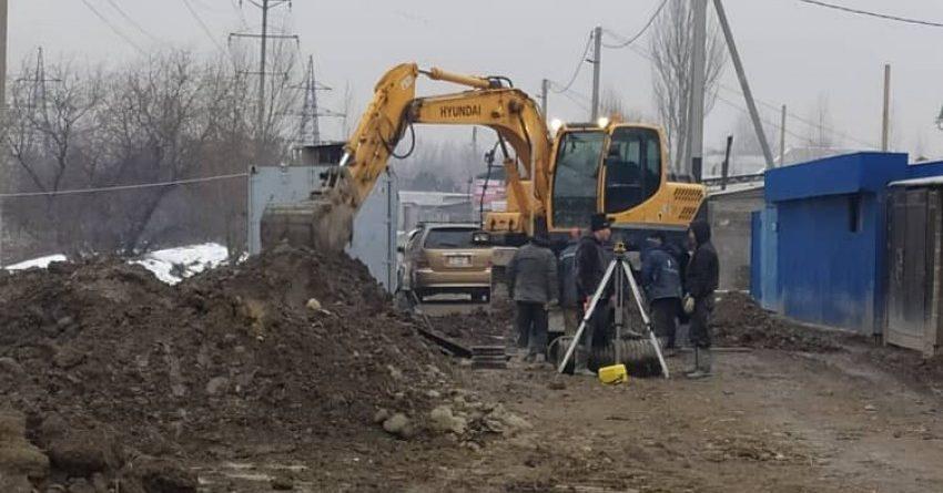 Подключение к канализации новой школы в Бишкеке обойдется в 6.4 млн сомов